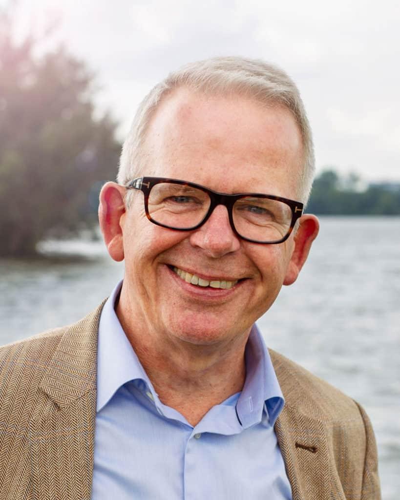 Joris van der Bijl Personal Executive & Business Coach