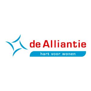 De Alliantie Logo Klant Referentie Joris van der Bijl Personal Executive & Business Coach Hilversum