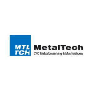 Metaltech Metal Tech CNC metaalbewerking machinebouw Logo Klant Referentie Joris van der Bijl Personal Executive & Business Coach Hilversum
